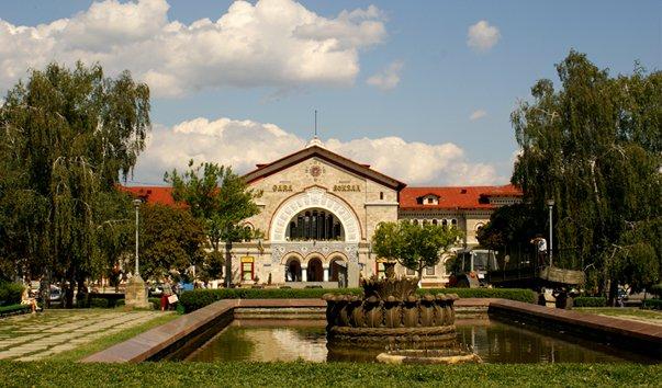Кишинёвский железнодорожный вокзал