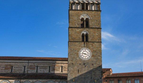 Колокольня кафедрального собора (Campanile del Duomo)