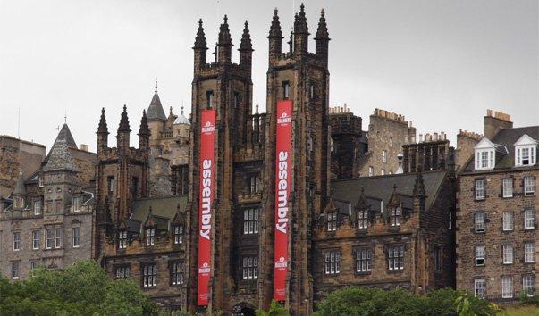 Комплекс зданий Генеральной Ассамблеи Церкви Шотландии