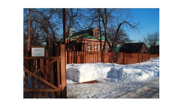 Конюшенный двор в Коломенском