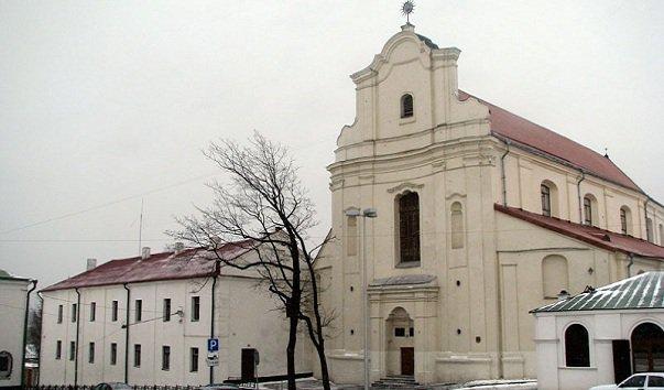 Костёл святого Иосифа и монастырь бернардинцев