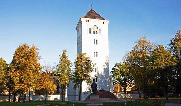 Краеведческий музей башни Святой Троицы