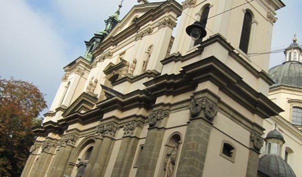 Краковский костел Св.Анны