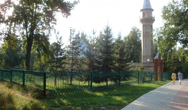 Красноключинская мечеть