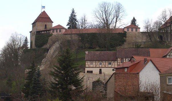 Крепость Кройцбурга