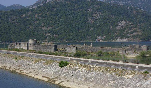 Крепость Лесендро