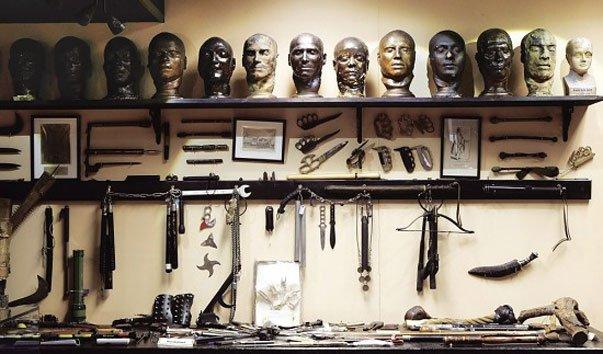Криминальный музей Скотленд-Ярда