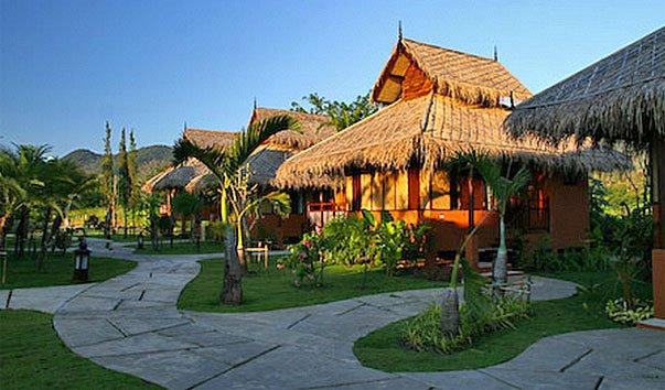 Курортный спа-центр Pai Hot Springs
