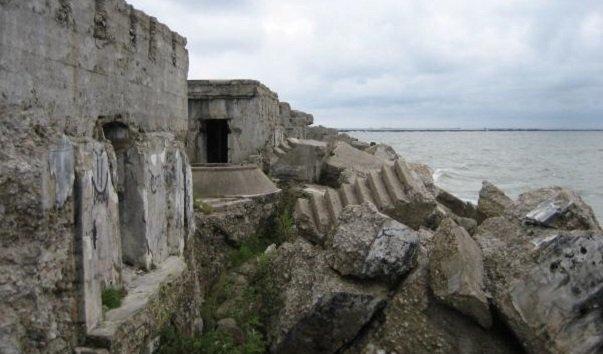 Лиепайская крепость