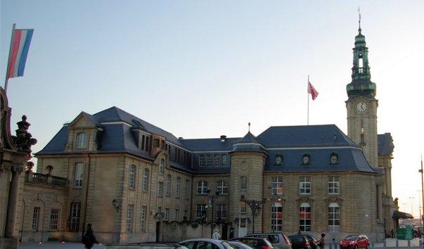 Люксембургский вокзал