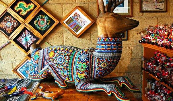 Магазин Huichol Collection