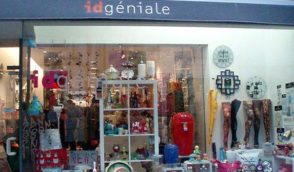 Магазин ID Geniale