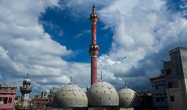 Мечеть Чавк