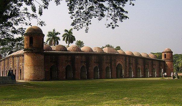 Мечеть Гунбад