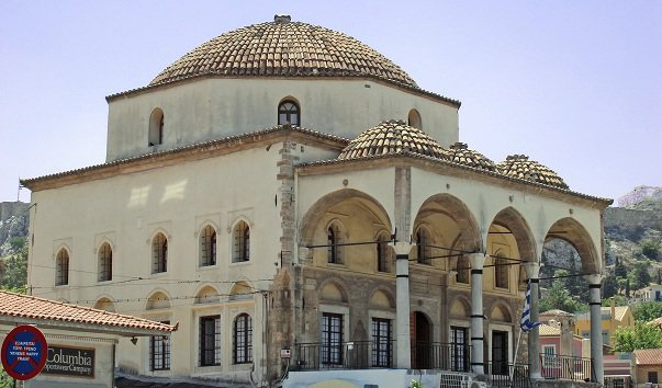 Мечеть Tzisdarakis