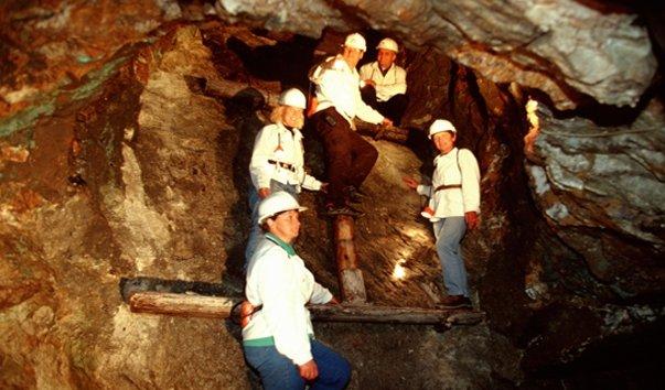 Медный рудник Хюттау