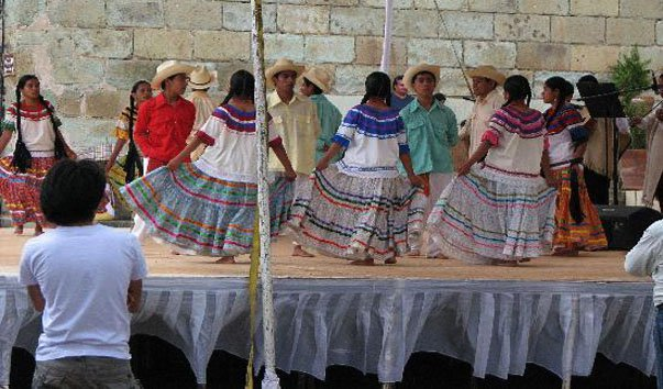 Международная испанская школа Оахака