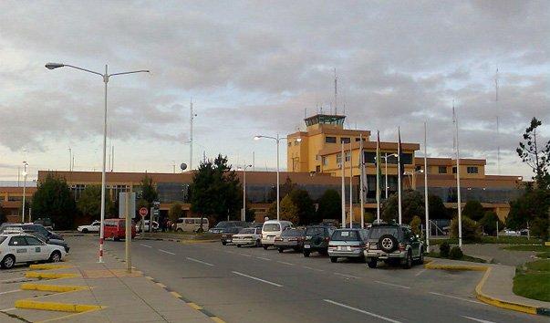 Международный аэропорт Эль-Альто