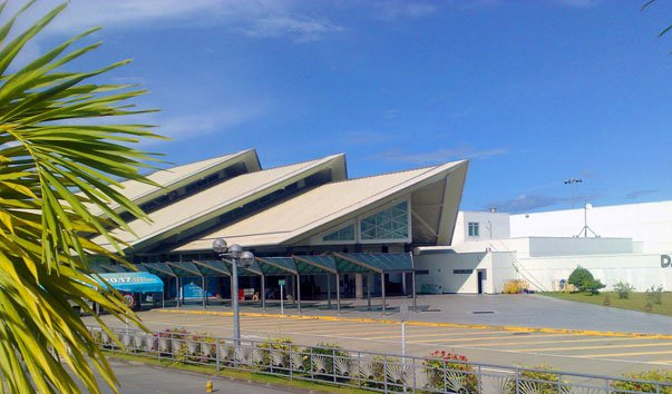 Международный аэропорт Франциско Бангоя