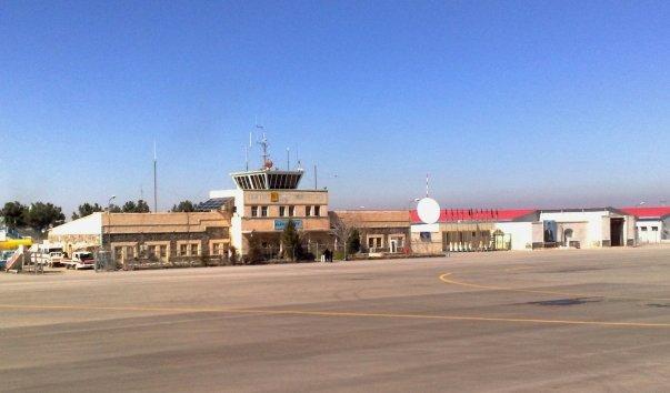 Международный аэропорт Герат