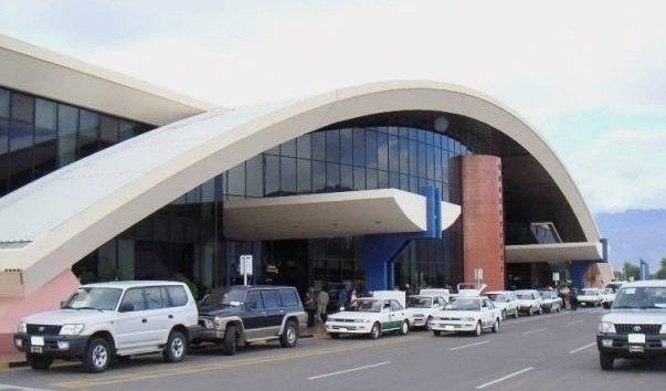 Международный аэропорт Хорхе Вилстерман