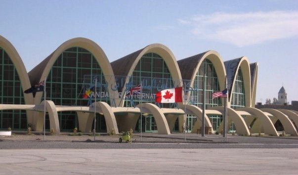 Международный аэропорт Кандагара