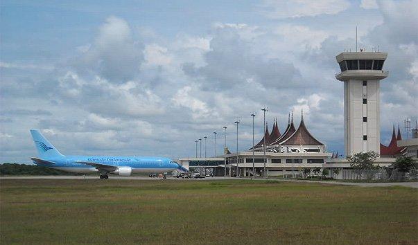 Международный аэропорт Минангкабау