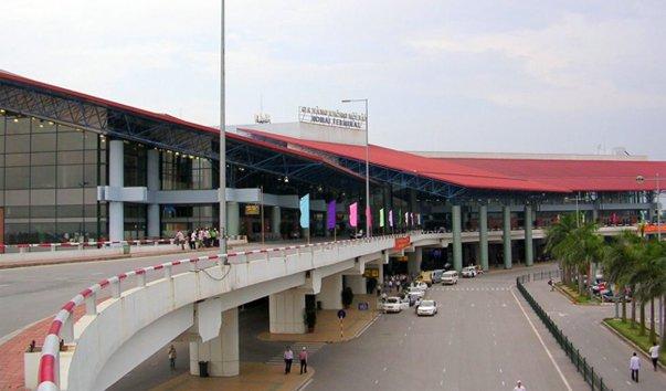 Международный аэропорт Ной Бай
