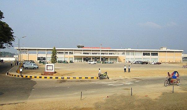 Международный аэропорт Силхэт