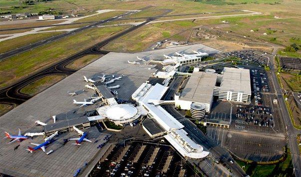 Международный аэропорт Спокан