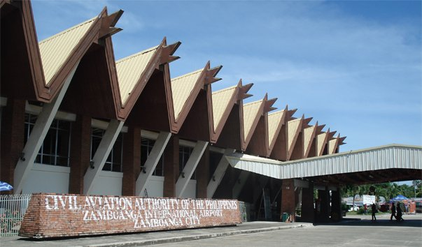 Международный аэропорт Замбоанга