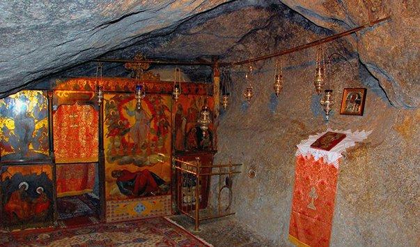 Монастырь-пещера Апокалипсиса
