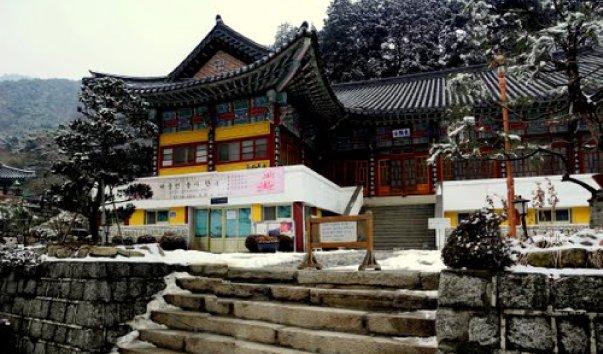 Монастырь Dong-hak-sa