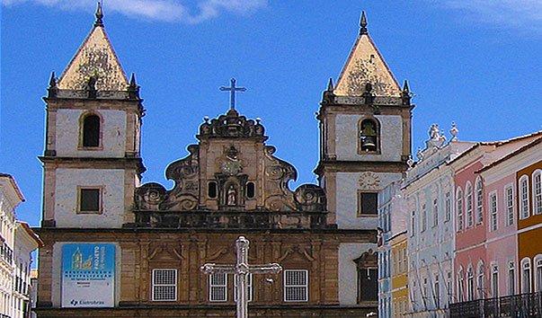 Монастырь Сан-Франциско в  Сальвадоре