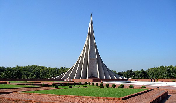 Монумент Jatiyo Smriti Soudho