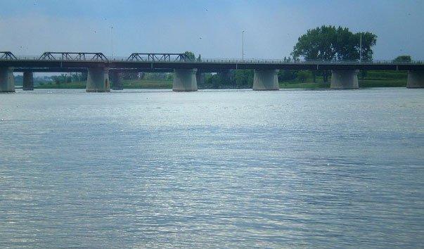 Мост Le  Gardeur