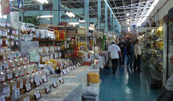 Муниципальный рынок Посус-ди-Калдаса