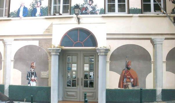 Музей А Бандера Д`Аяччо