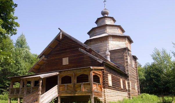 Музей архитектуры и быта народов Нижегородского Поволжья на Щелоковском хуторе