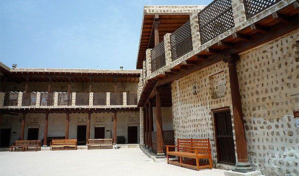 Музей Bait-al-Naboodah