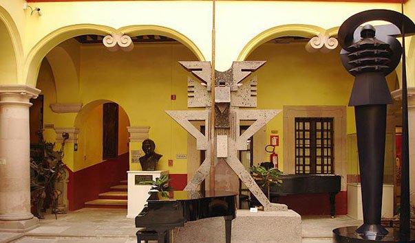 Музей изобразительных искусств в Кихоте