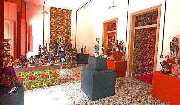 Музей кукол Мамуленгу