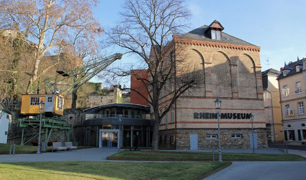 Музей Рейна в Кобленце