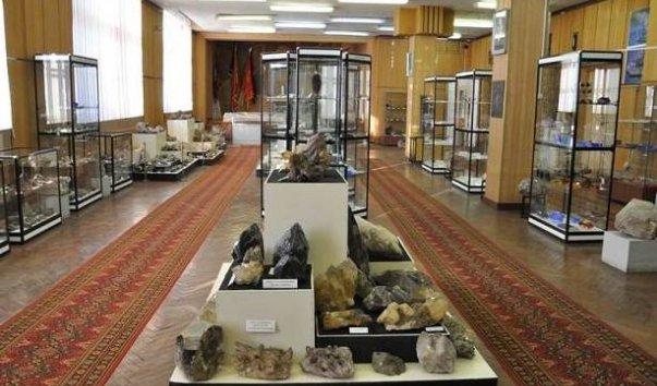 Музей рукотворного камня ВНИИСИМСа