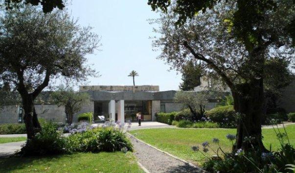 Музей Шагала в Ницце