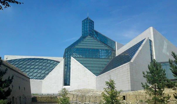 Музей современного искусства Grand Duke Jean