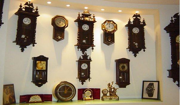 Музей старинных часов