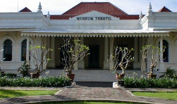 Музей текстиля в Джакарте
