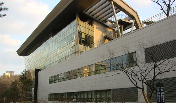 Национальная библиотека Кореи