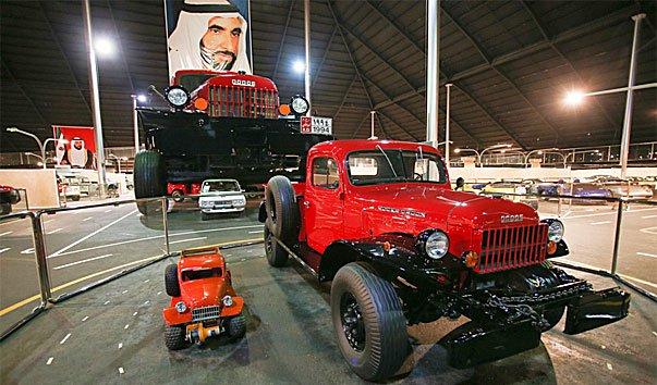 Национальный автомобильный музей Эмиратов